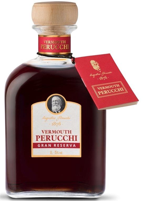 Vermouth Perucchi Gran Reserva, 1 ud