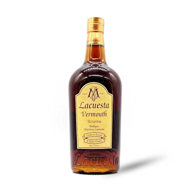 Vermouth Reserva Roble Lacuesta 75 cl., 1 ud