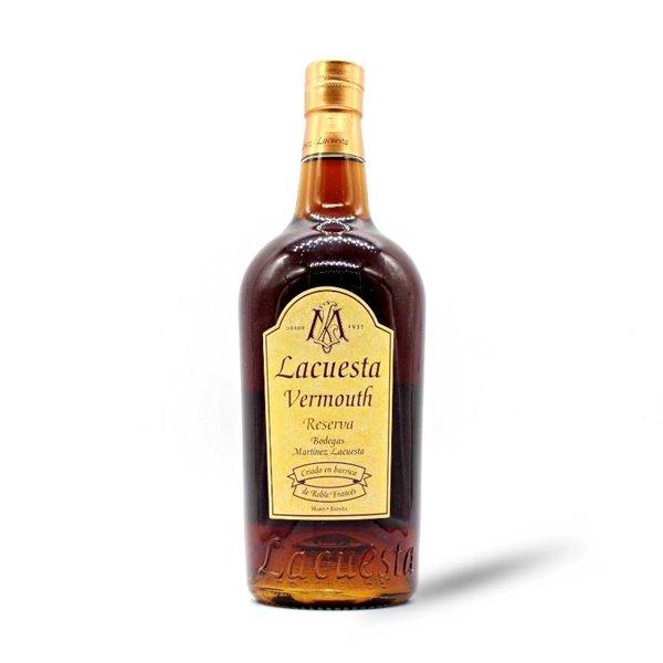 Vermouth Reserva Roble Lacuesta 75 cl.