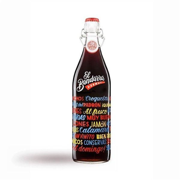 Vermouth Rojo El Bandarra 1 Litro