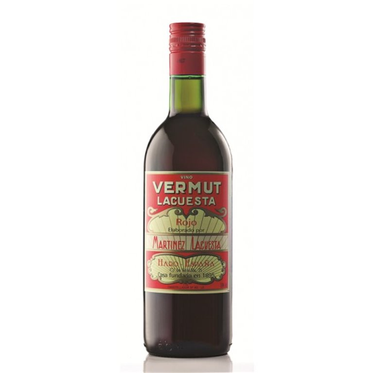 Vermouth Rojo Lacuesta 75 cl., 1 ud