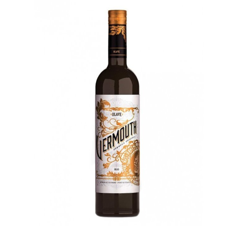 Vermouth Rojo Olave 75 cl., 1 ud