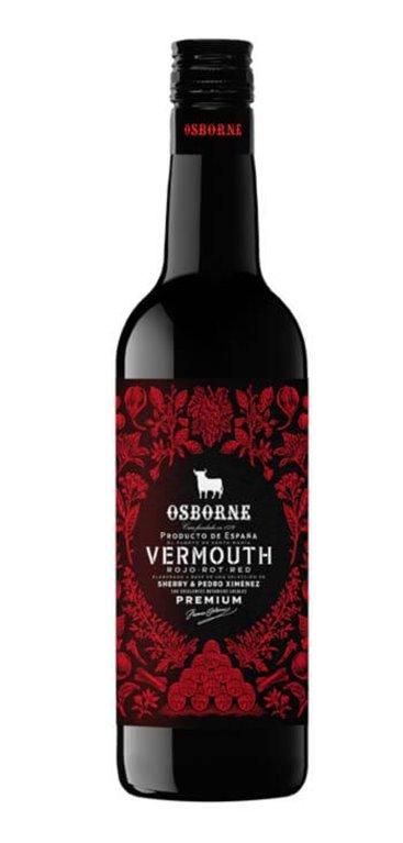 Vermouth Rojo Osborne