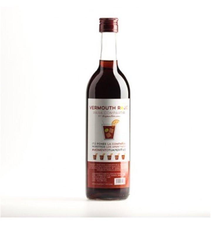 Vermouth Rojo Para Compartir by Tuaperitivo.com 75 cl.