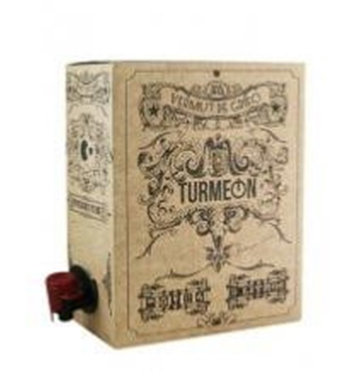 Vermouth Turmeon 3L BIB