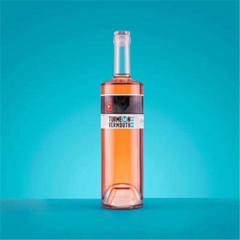 Vermouth Turmeon Rosado, 1 ud
