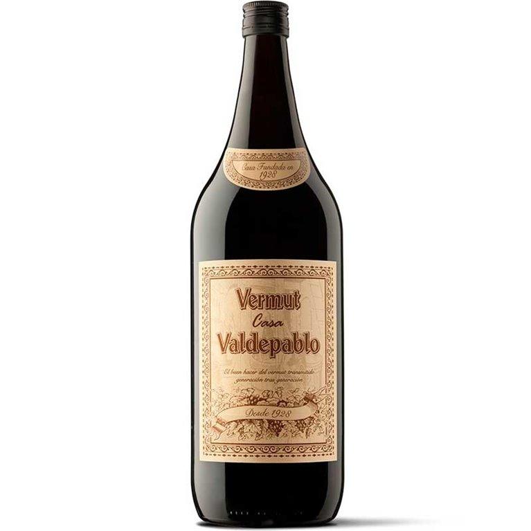 Vermouth Valdepablo 1L