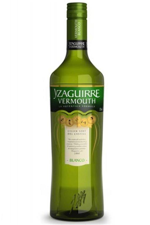 Vermouth Yzaguirre Blanco Joven 1L