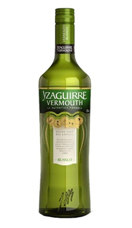 Vermouth Yzaguirre Clásico Blanco, 1 ud