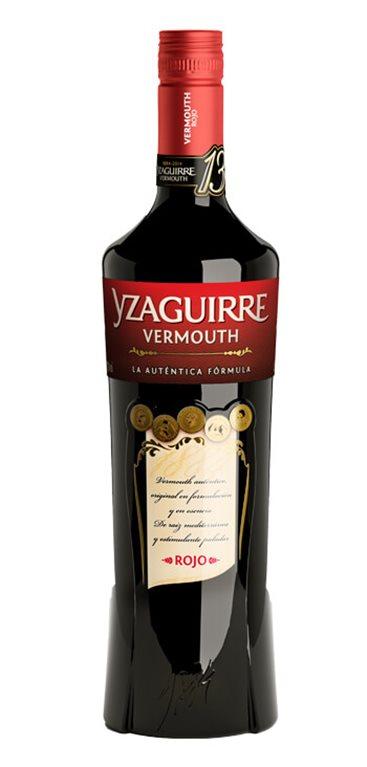 Vermouth Yzaguirre Clásico Rojo, 1 ud
