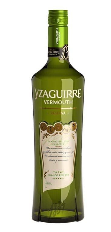 Vermouth Yzaguirre Reserva Blanco, 1 ud