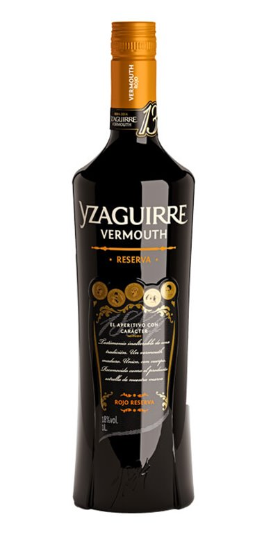 'Vermouth Yzaguirre Reserva Rojo, 1 ud