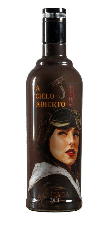 Vermouth A Cielo Abierto 70 cl