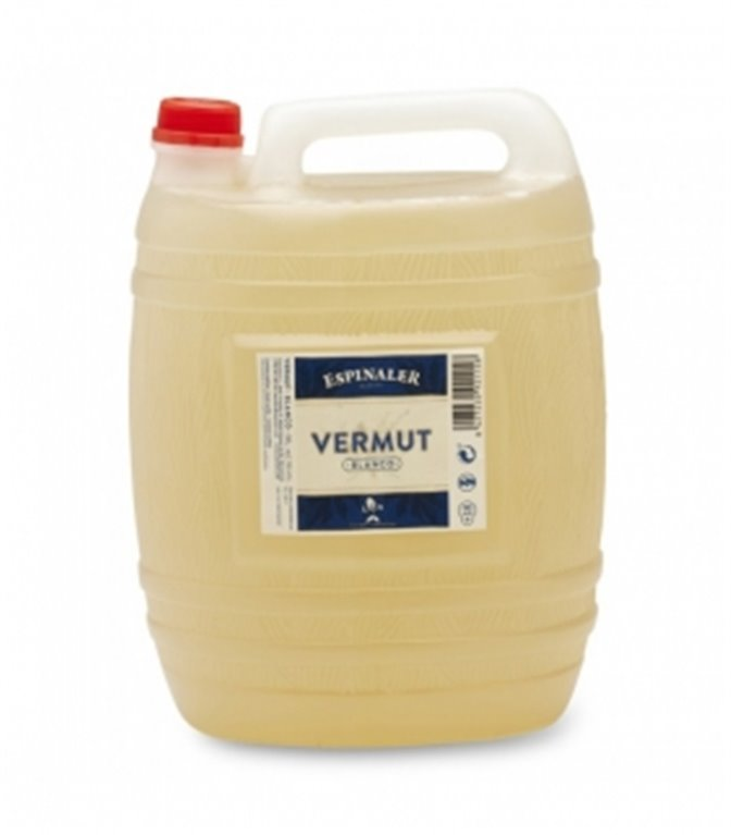 White Vermouth 2l. Espinaler. 6un.