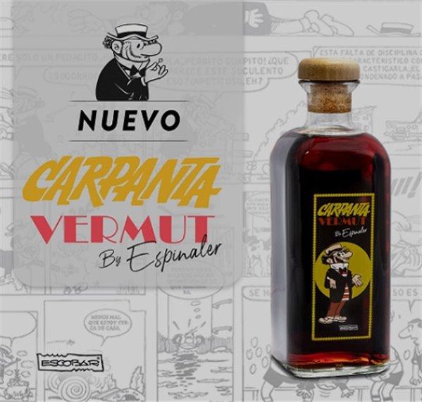 Vermut Carpanta by Espinaler 1 Litro