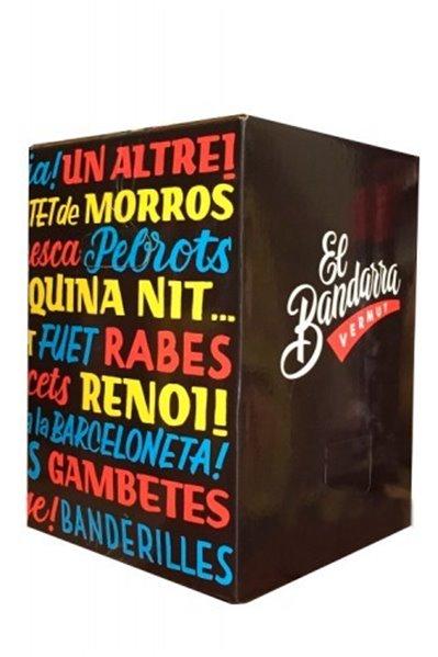 Vermut El Bandarra Bag in Box 3L