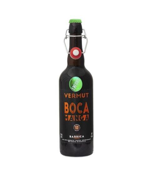 Vermut Enebro Bocamanga