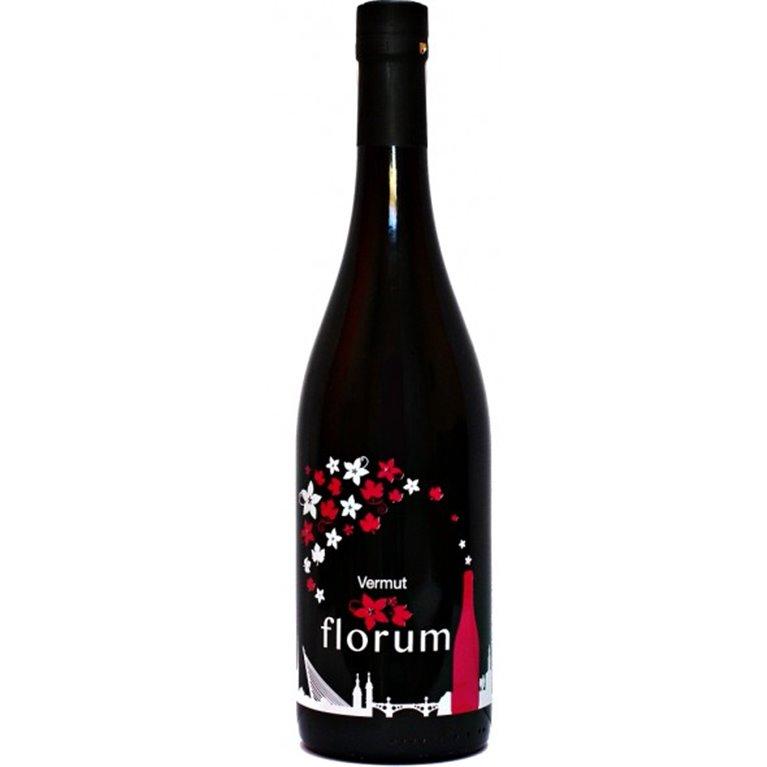 Vermut Florum Rojo 75 cl.