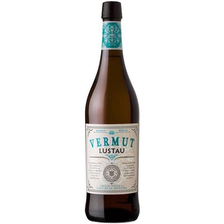 Lustau White Vermouth