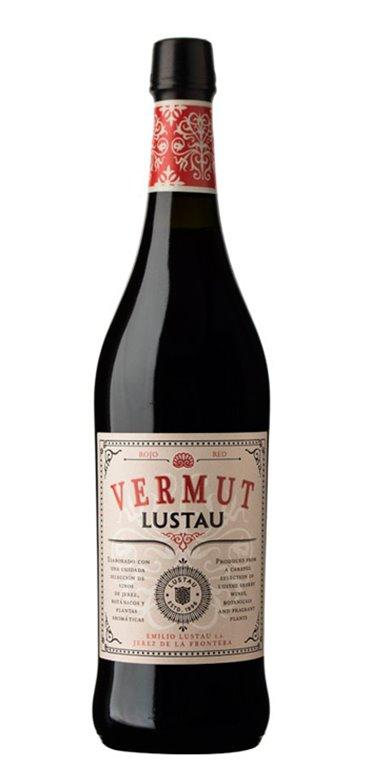 Vermut Lustau Rojo