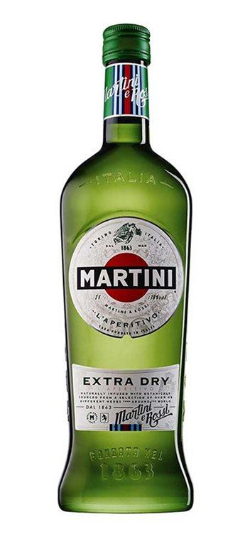 Vermut Martini Extra Dry, 1 ud