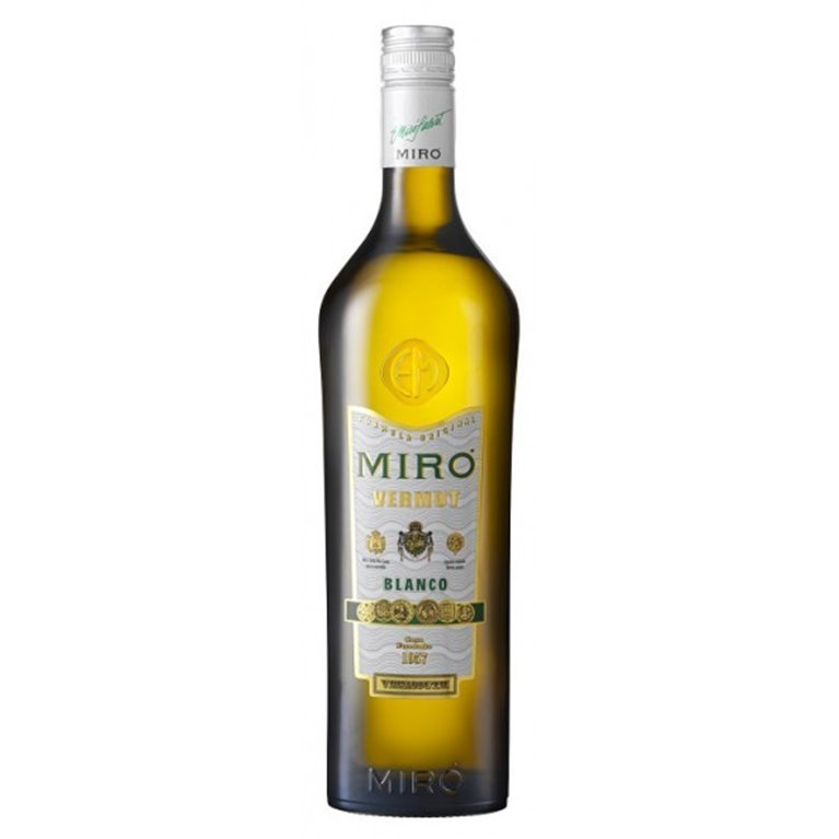 Vermut Miró Blanco 1 Litro, 1 ud