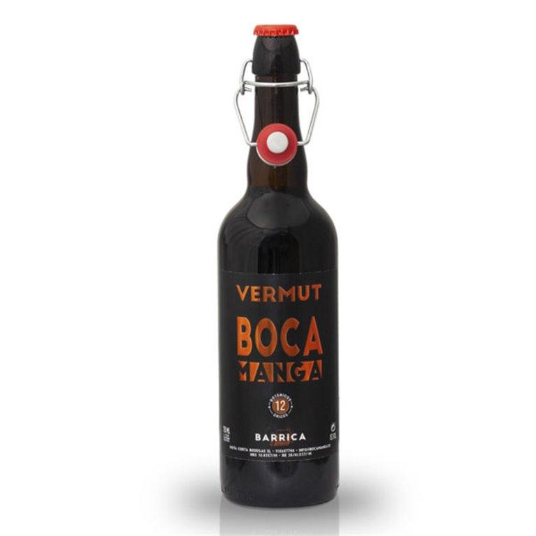 Vermut Rojo Bocamanga
