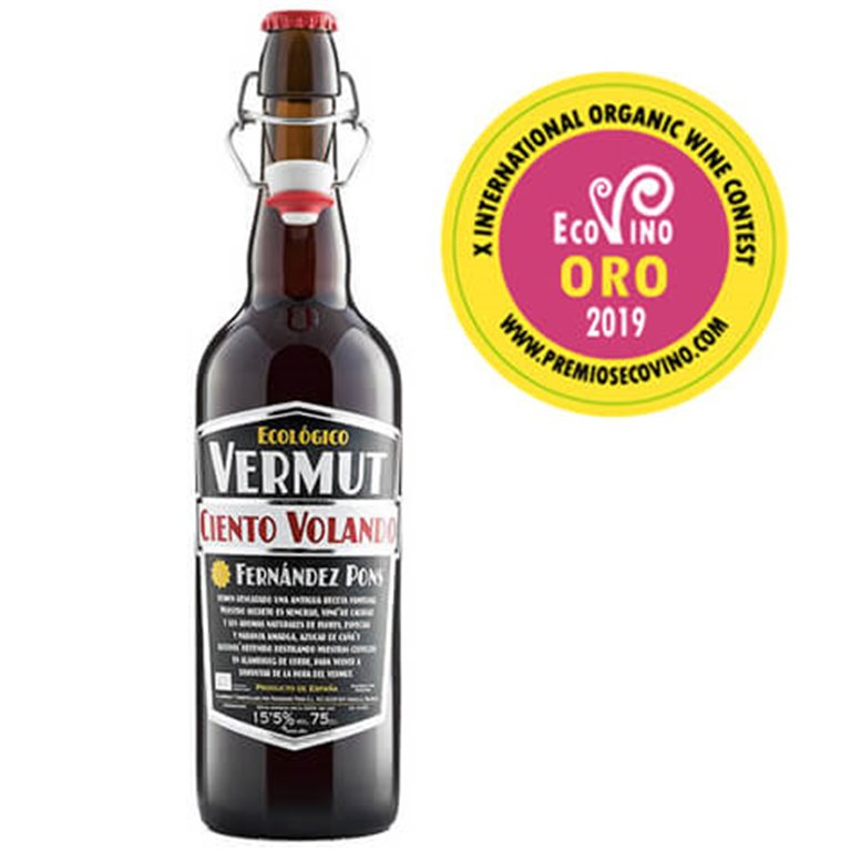 Red Vermouth Fernández Pons (organic)