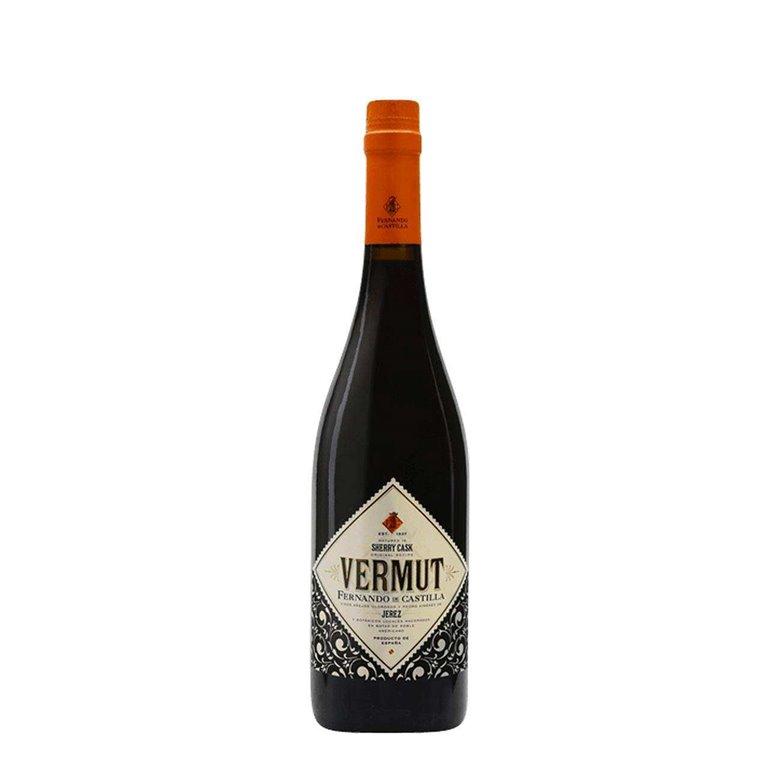 Red Vermouth Fernando de Castilla - 75cl