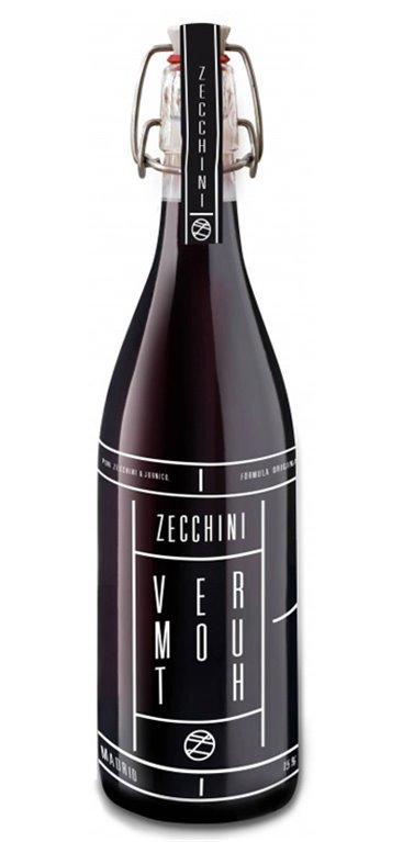 Vermut Rojo Zecchini Fórmula Original 75cl