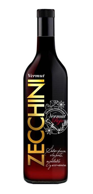 Vermut Rojo Zecchini Fórmula Tradicional 1L