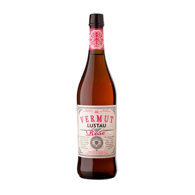 Vermut Rosé Lustau - Botella 75 cl