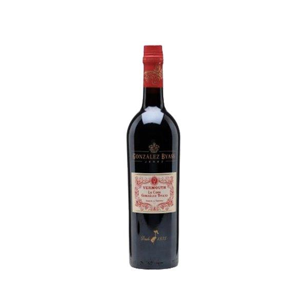 Vermuth La Copa Rojo 75cl Gonzalez Byass