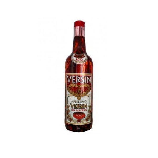 Versin Vermut Rojo Sin Alcohol 1 Litro