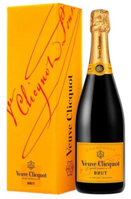 Veuve Clicquot Brut Yelow Label Estuchado