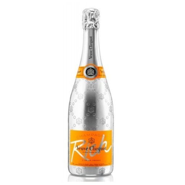 VEUVE CLICQUOT RICH 0,75 L.