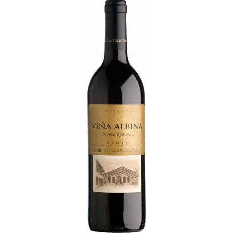 VIÑA ALBINA - Tinto - Reserva 2012, 0,75 l