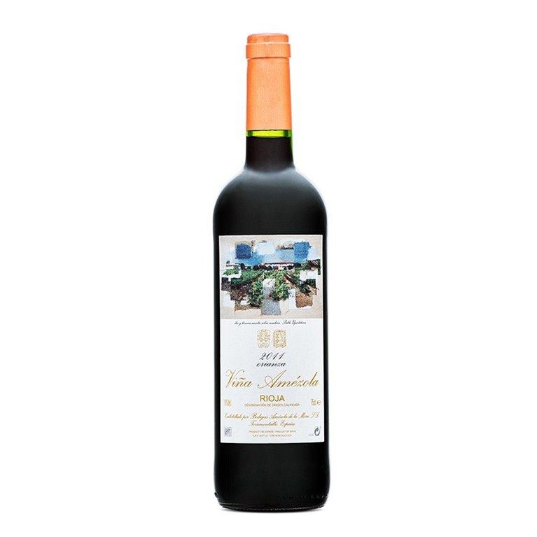 Viña Amezola Crianza 2014 (DOC Rioja) 0,75L, 1 ud