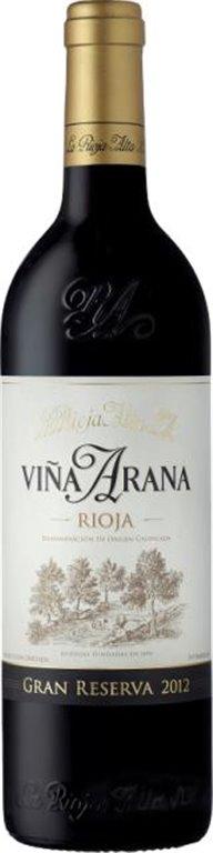 Viña Arana Gran Reserva 2012