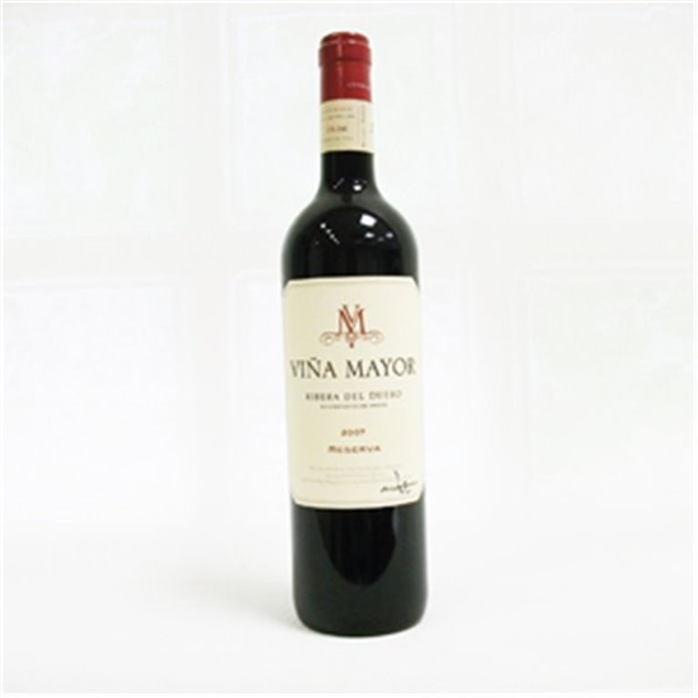 VIÑA MAYOR - Tinto - Crianza 2014, 0,75 l