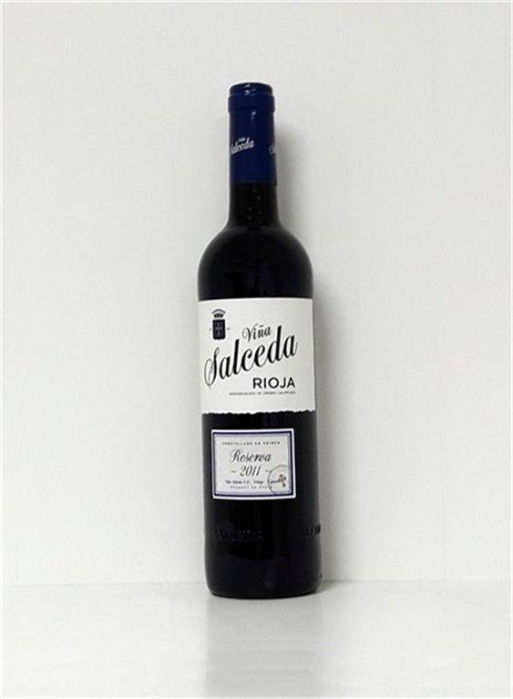 VIÑA SALCEDA - Tinto - Reserva 2013, 0,75 l