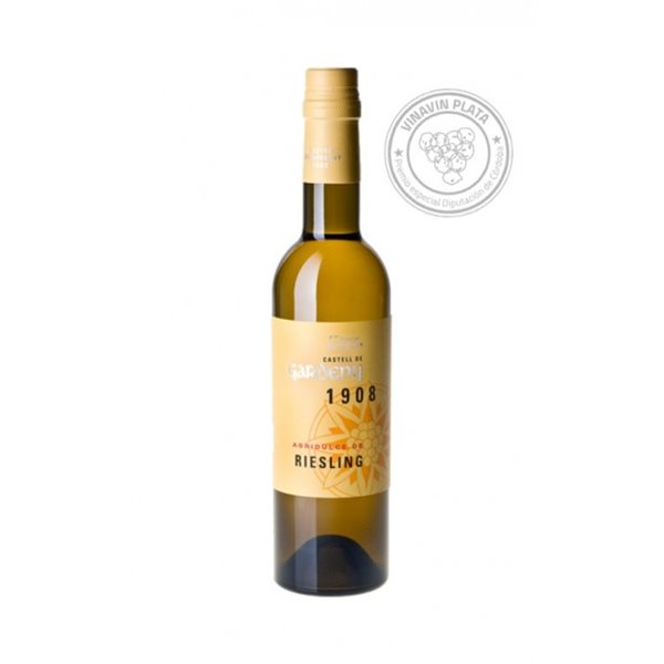 Vinagre Agridulce de Riesling Gardeny 375 ml.