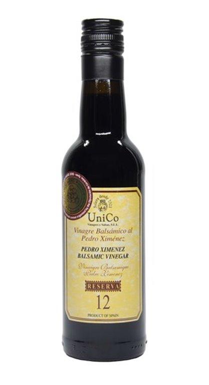 Vinagre balsámico al Pedro Ximenez R12 375 ml