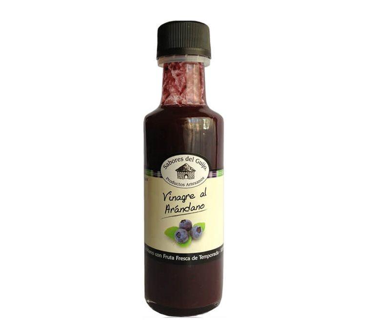 Vinagre de arándanos (100 ml).