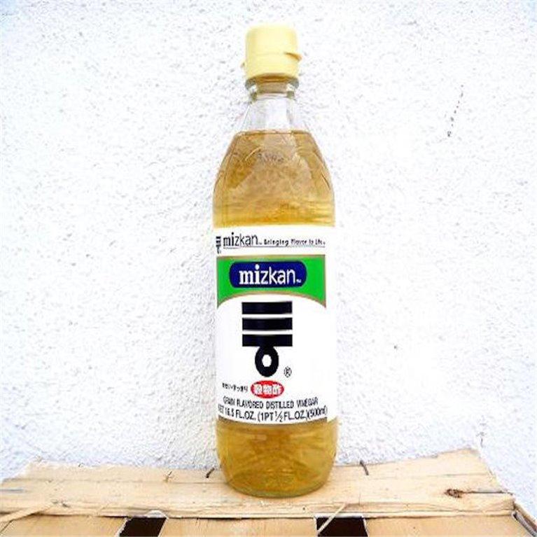 Vinagre de arroz Mizkan ecológico 250ml, 1 ud