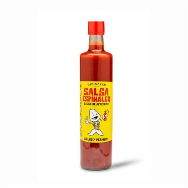 Salsa Aperitivos Espinaler 750 ml.