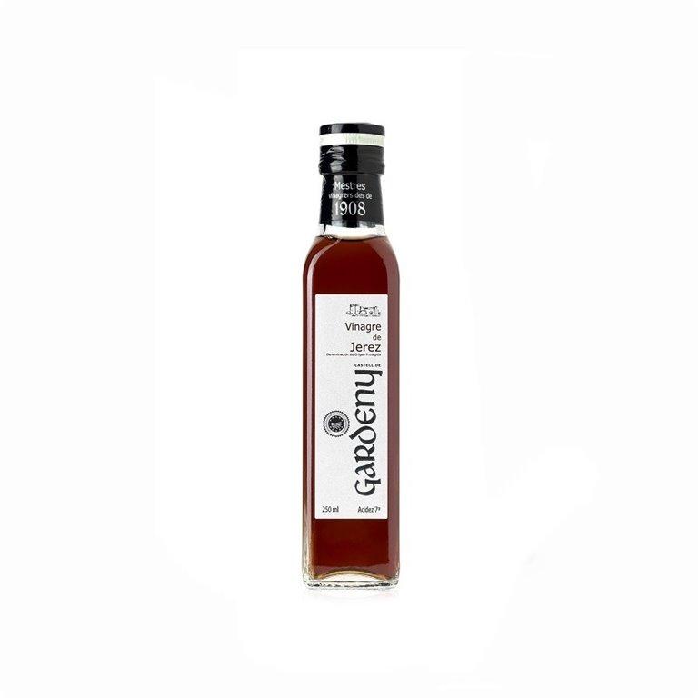 Vinagre de Jerez DOP Castell de Gardeny 250 ml.
