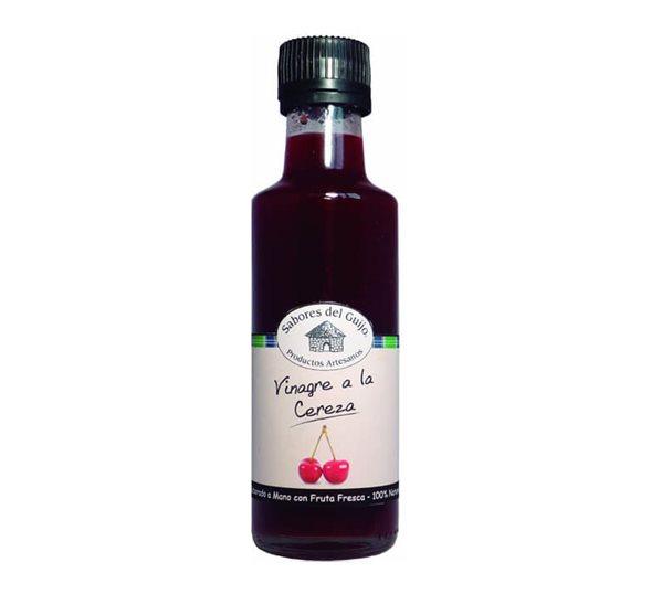 Vinagre de cerezas (100 ml).