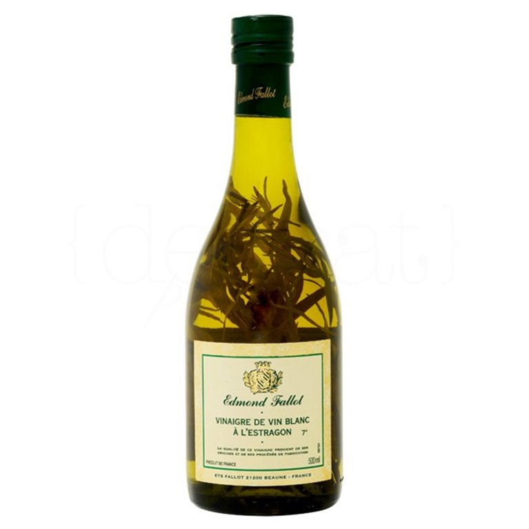 Vinagre de Estragón 50cl. Edmond Fallot. 6un., 1 ud