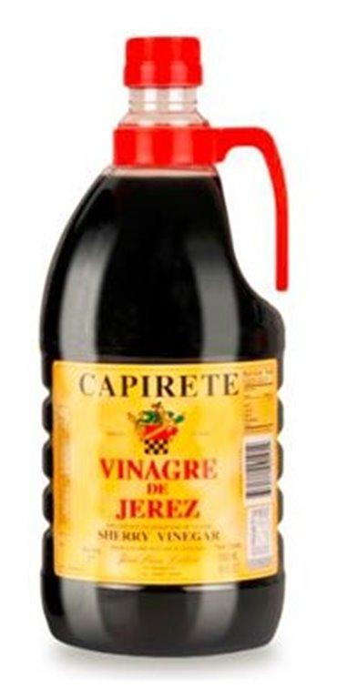 Vinagre de Jerez Capirete. 2 litros
